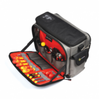 C.K Electrician's Premium Kit Pro – The Ultimate Tool Bag Packed full of Innovation!
