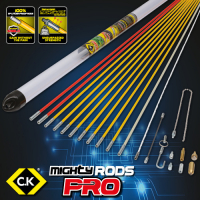 MIGHTYRODS PRO - Safer, Stronger, the best rods for the job.