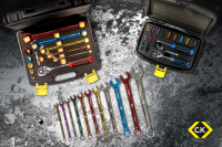 New C.K Coloured Socket and Spanner Sets –Tool Selection Made Easy!
